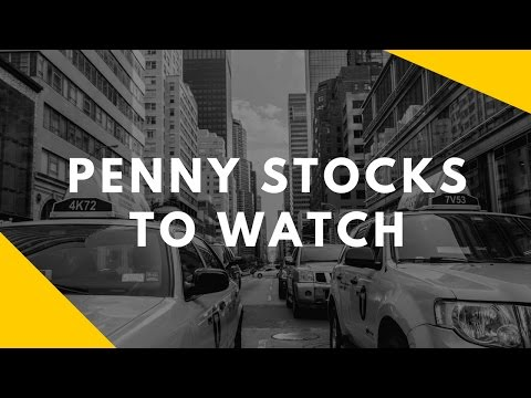 Penny Stocks To Watch For First Green Day Breakouts!
