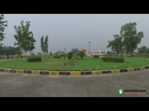 1 KANAL PLOT ON MAIN ROAD FOR SALE IN BEACON HOUSE SOCIETY LAHORE