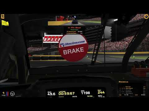 iRacing A Open @ Charlotte 10-4-2017