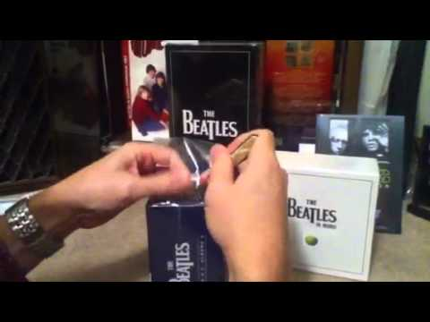 The Beatles US Albums unboxing