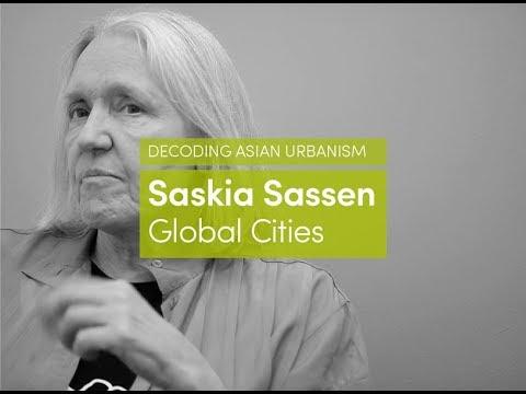 Saskia Sassen | Global Cities