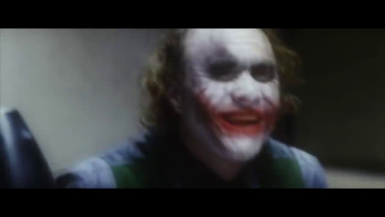 Gang weed Joker Rises Up and confronts Liberal Batman about the n-word