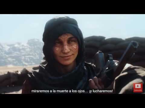 REACCIÓN AL TRAILER DE LA CAMPAÑA DE BATTLEFIELD 1