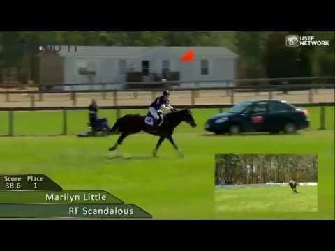 Marilyn Little & RF Scandalous Win the CIC2* in Carolina