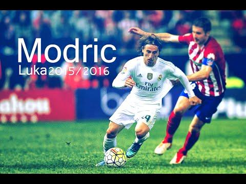 Luka Modrić - World Class Player - 2015/2016