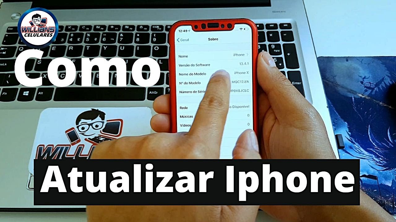 Como Atualizar IOS, Recuperar e Restaurar IPHONE 8, 8 PLUS, X, XS, XS MAX, XR, 11, 11 PRO