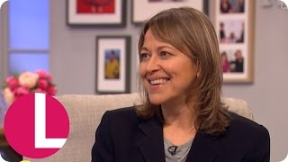 Nicola Walker Talks Unforgotten, Spooks and Friendship with Sue Perkins | Lorraine