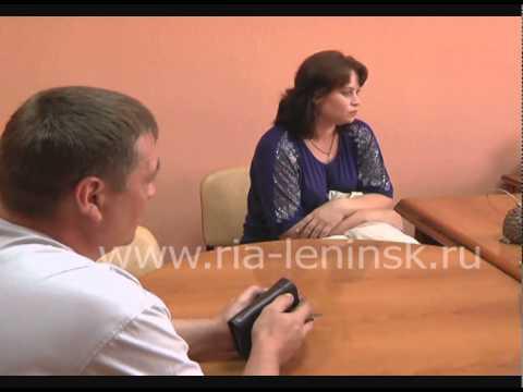 В администрации Ленинска-кузнецкого прошел пятый тематический прием граждан