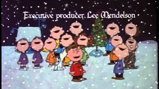 A Charlie Brown Christmas — Ending Restored!