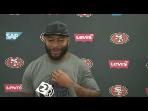 Antoine Bethea Details Leadership Role with 49ers