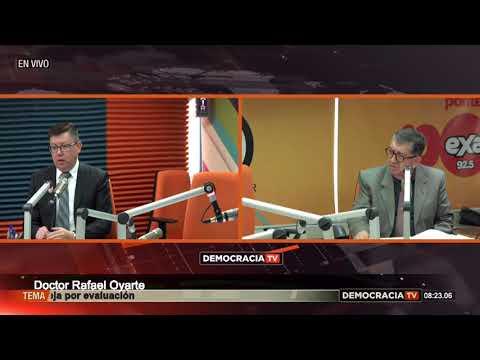 DemocraciaTV: Revista de Opinión Democracia - CPCCS-Transitorio recibe la primera queja