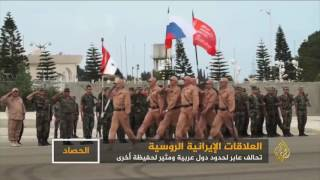خبراء روس: سوريا ساحة لتحسن العلاقات مع إيران