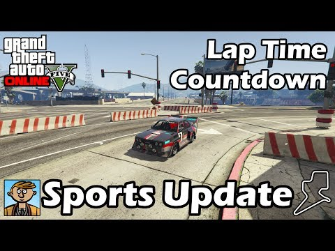 Fastest Sports Cars (After Gunrunning) - GTA 5 Best Fully Upgraded Cars Lap Time Countdown