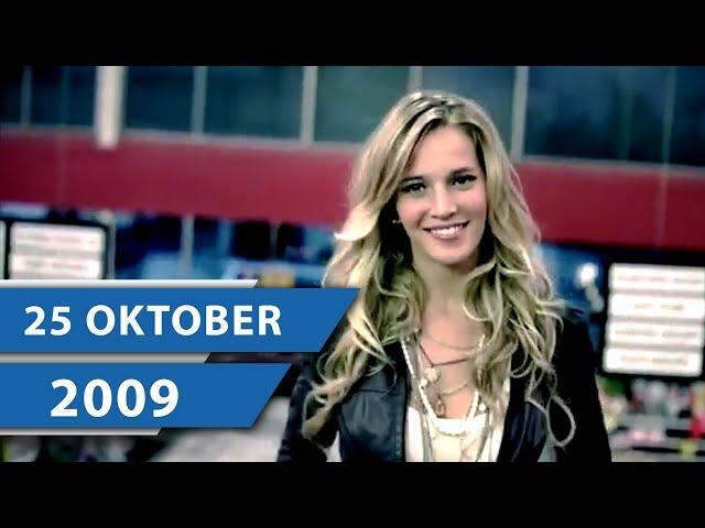 2009 HITS: MUSIK CHARTS OKTOBER – Nickelback, Green Day und Muse (THROWBACK)