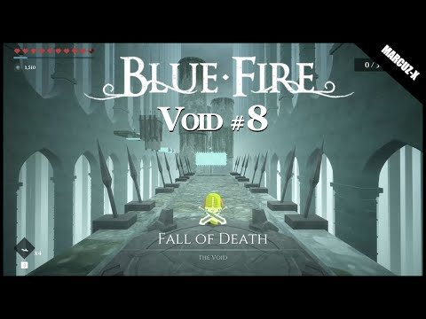 Blue Fire, The Void # 8(Fall of Death), Gameplay, Walkthrough |