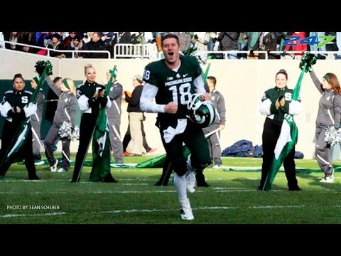 Connor Cook High School Highlights