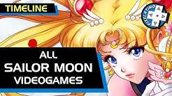 All Sailor Moon Videogames