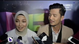 HLive 25/04/2017: Interview Fattah dan Neelofa AME17