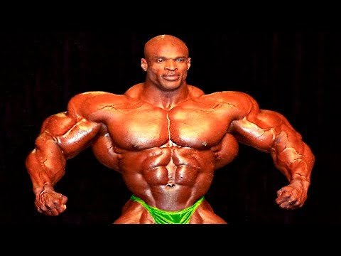 THE KING KONG  - Ronnie Coleman -...