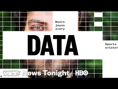 How Political Campaigns Use Data To Target Ads To Voters (HBO)