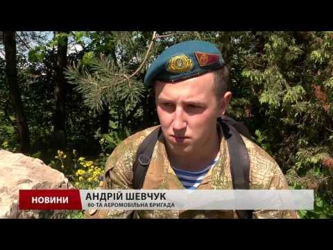П'ятеро бійців АТО з Львівщини записали пісню про вій...