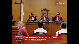 Video Pembacaan Dakwaan Sidang Perdana Perampokan Sadis Pulomas - iNews Breaking News 15/06 download MP3, 3GP, MP4, WEBM, AVI, FLV September 2017