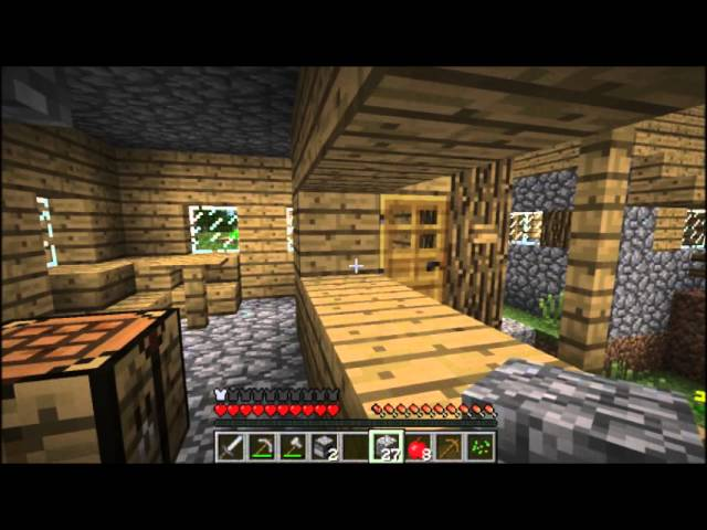 MineCraft CZ Let´s Play s02e01 Tak A Znova :O( Travel Video