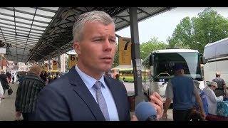 В сфере пассажирских перевозок в Латвии ожидаются большие перемены