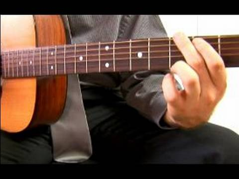 Capos & Barre Chords: Guitar Lessons : Playing G Major Chord ...