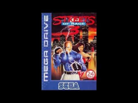 Streets of Rage 3: #03 - Fuze (Sega Genesis Model 1)