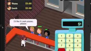 @Motionmath: Pizza #App Sneak Peek!