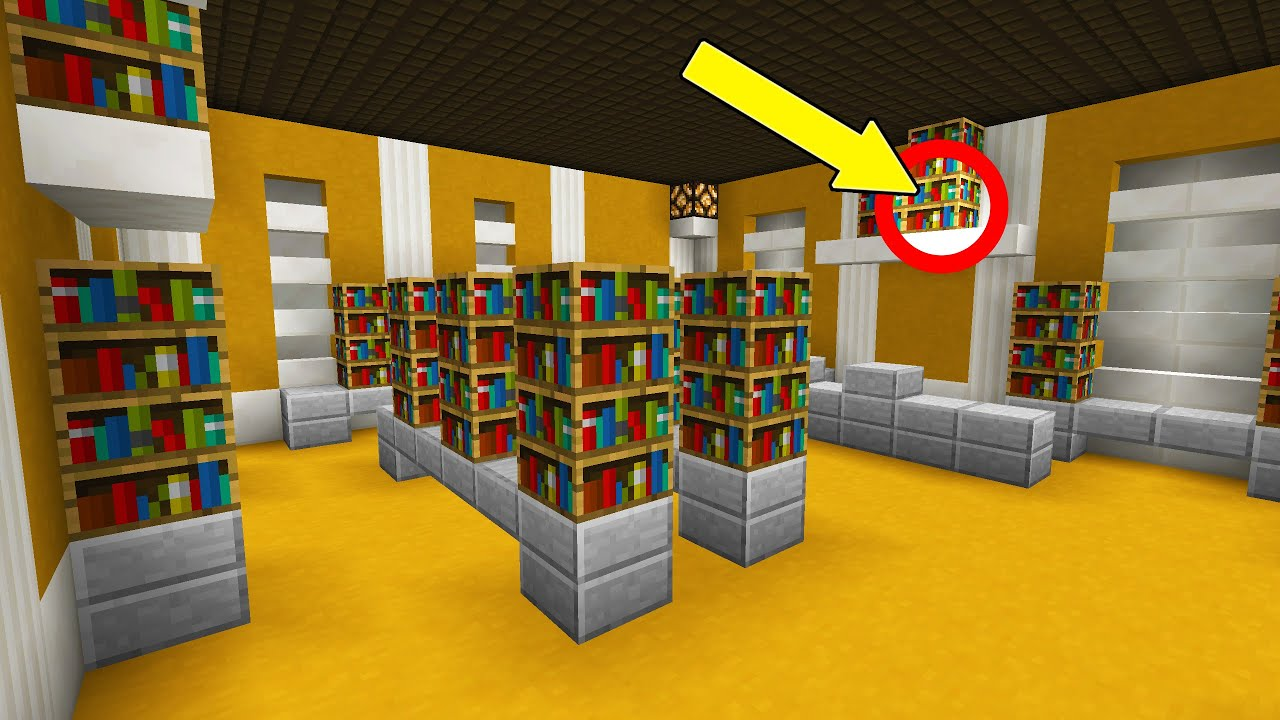 How To Make A Secret Room In Minecraft Pc