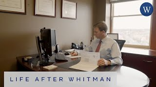 Video - Life After Whitman: John Cunnison '95