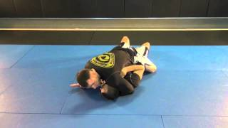 How to do the Armbar from Mount