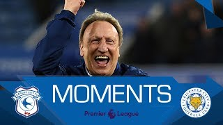 CARDIFF CITY'S FIRST 2018/19 EPL AWAY WIN