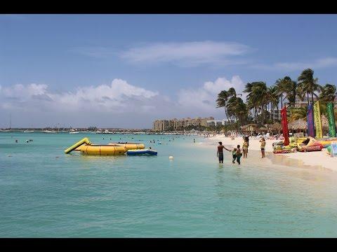 Aruba: um pequeno paraíso no Caribe