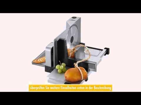 ritter allesschneider icaro 7 mit ecomotor youtube. Black Bedroom Furniture Sets. Home Design Ideas