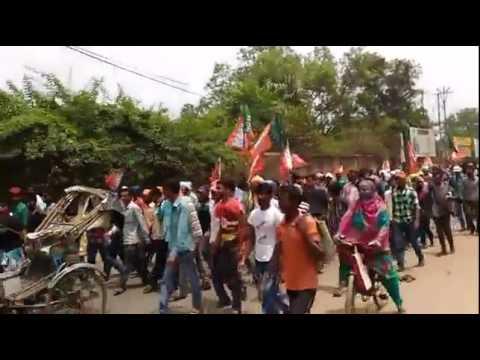 Suri ,Birbhum Moha Rally  24.04.2017 Today