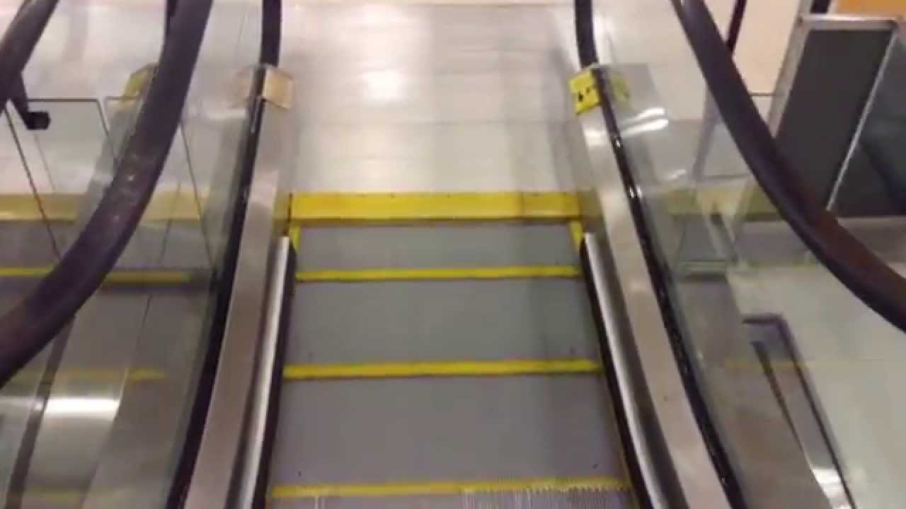 Happy Escalator Monday: Kone Escalators At Bloomingdale's ... Orlando Bloomingdale's