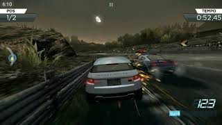 need for speed most wanted a polícia tá bruta
