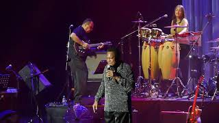 George Benson - In Your Eyes (Live In Moscow 30.06.2015) HQ Sound