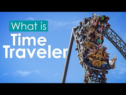 What is: Time Traveler – The World's first Xtreme Spinning Coaster
