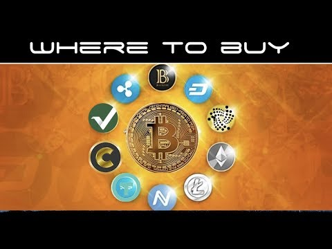 Cryptocurrency altcoins to buy