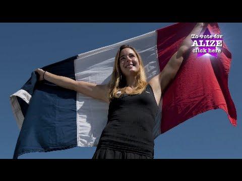 Download Alizé Cornet on Xperia Hot Shots - the story so far (cc subtitles)
