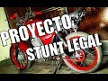 PROYECTO STUNT LEGAL - HONDA TITAN | PARTE 1/3