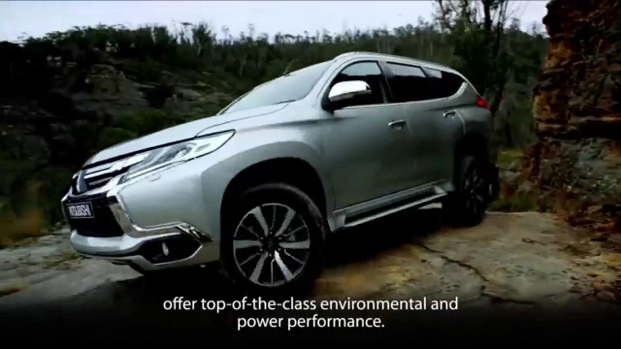 Mitsubishi Montero Sport 2018 Youtube