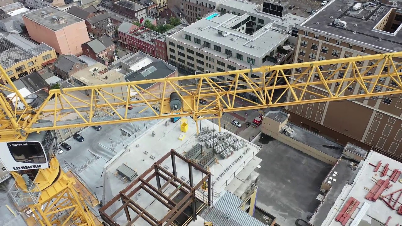 New Orleans Hard Rock hotel under construction collapses; at least 1 dead, multiple injured