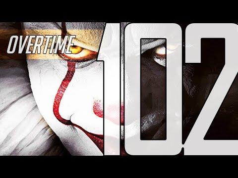 Overtime #102 [Оно, Линч и Твин Пикс, PewDiePie — клоун, iPhone X — meh, Nintendo Direct — клевый!]