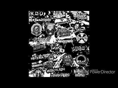 M-19 punk hardcore - tecnología auto destrucción