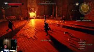 Witcher 3 Hearts of Stone Iris' größte Angst Bossfight